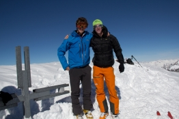 Mountainspace - Breithorn simplon scialpinismo 67
