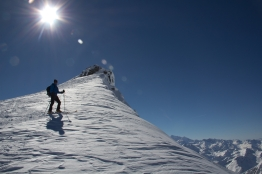 Mountainspace - Breithorn simplon scialpinismo 69