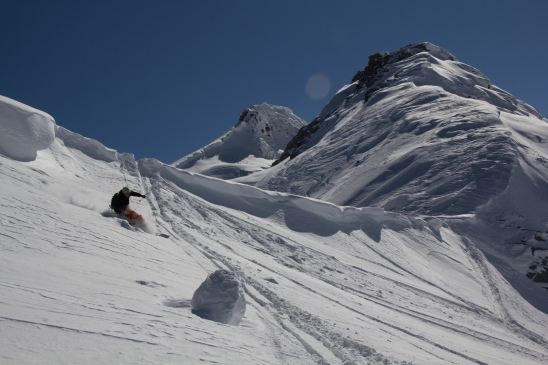 Mountainspace - Breithorn simplon scialpinismo 90