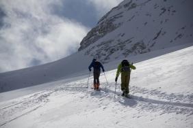 Basodino scialpinismo formazza 58
