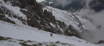 Grignetta ski Maggio 2013