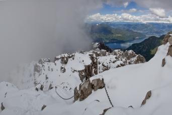 Grignetta nevicata maggio 3