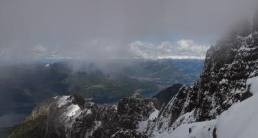 Grignetta nevicata maggio 10