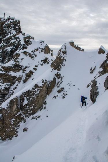 Mountainspace - Piz Campagnun Canale della toilette IMG_2783