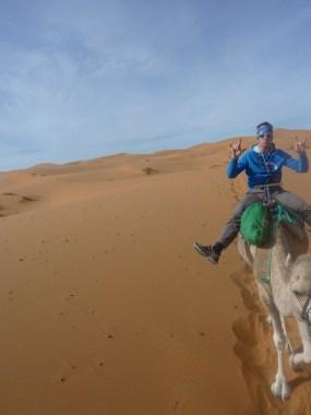 sci nel deserto dune sabbia snowboard P1100101