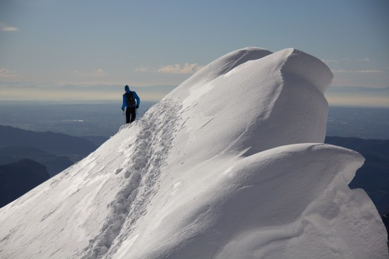 Grignetta sommersa dalla neve IMG_2963