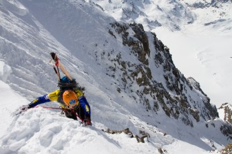 12 pizzo bernina scialpinismo direttissima canale sud sci mountainspace giacomo longhi (10)