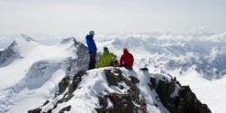 14 pizzo bernina scialpinismo direttissima canale sud sci mountainspace giacomo longhi (13)