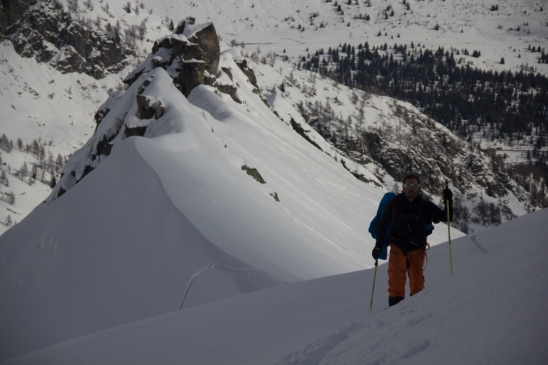 Busazza discesa sci pfeiffer reif scialpinismo tonale presena sci ripido giacomo jack longhi mountainspaceIMG_4585