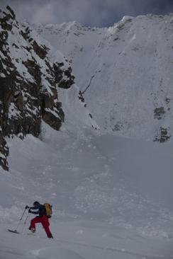 Busazza discesa sci pfeiffer reif scialpinismo tonale presena sci ripido giacomo jack longhi mountainspaceIMG_4588
