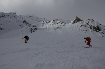 Busazza discesa sci pfeiffer reif scialpinismo tonale presena sci ripido giacomo jack longhi mountainspaceIMG_4598