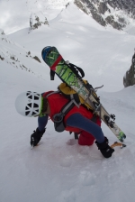 Busazza discesa sci pfeiffer reif scialpinismo tonale presena sci ripido giacomo jack longhi mountainspaceIMG_4601