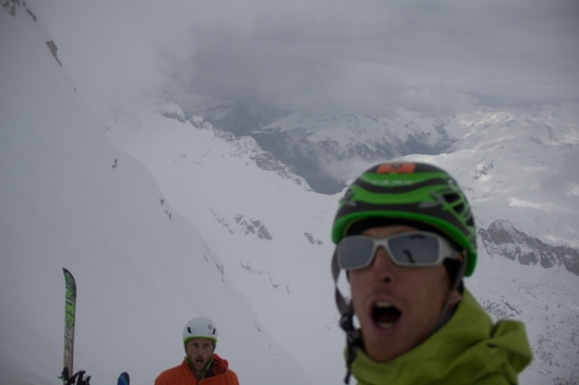 Busazza discesa sci pfeiffer reif scialpinismo tonale presena sci ripido giacomo jack longhi mountainspaceIMG_4610