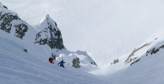 pizzo del ferro orientale sci ripido discesa sci albigna mountainspace (11)