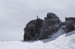 Scialpinismo monte rosa monte rosa highway skialper capanna margherita giacomo longhi mountainspace vincent parrot corno nero balmenhorn zumstein - (21)