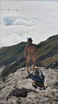 Grignetta segantini mare di nuvole giacomo longhi michle gusmini marco ballerini magnaghi bivacco climb lecco forno della grigna camp mountainspace (3)