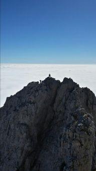 Grignetta segantini mare di nuvole giacomo longhi michle gusmini marco ballerini magnaghi bivacco climb lecco forno della grigna camp mountainspace (9)