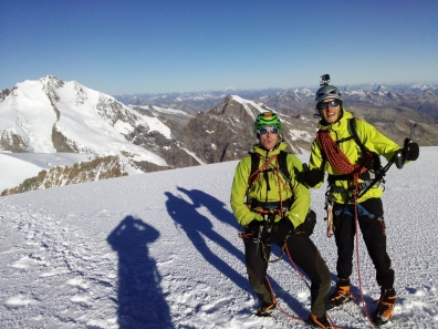 Piz Palu - quarto sperone - palu bernina soresini kuffner alpinismo diavolezza cambrena giacomo longhi mountainspace marco ballerini giorgio colzani (21)