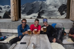 Piz Palu - quarto sperone - palu bernina soresini kuffner alpinismo diavolezza cambrena giacomo longhi mountainspace marco ballerini giorgio colzani (34)