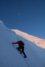 Piz Palu - quarto sperone - palu bernina soresini kuffner alpinismo diavolezza cambrena giacomo longhi mountainspace marco ballerini giorgio colzani (9)