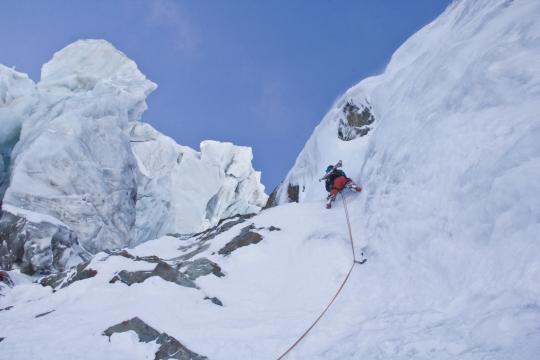 Piz morteratsch via zippert sci boval tschierva mountainspace giacomo longhi marco ballerini scialpinismo engadina bernina valentino cividini spraunza (13)