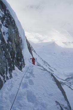 Piz morteratsch via zippert sci boval tschierva mountainspace giacomo longhi marco ballerini scialpinismo engadina bernina valentino cividini spraunza (21)