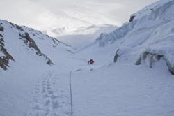 Piz morteratsch via zippert sci boval tschierva mountainspace giacomo longhi marco ballerini scialpinismo engadina bernina valentino cividini spraunza (24)