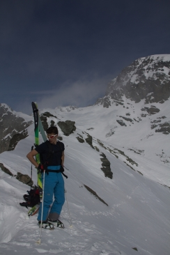 Piz platta scialpinismo val d'avers svizzera mountainspace dynastar lange marvi sport cantu marco colombo giacomo longhi jack giacomino camp racer campsut avers val di lei spluga prud (33)